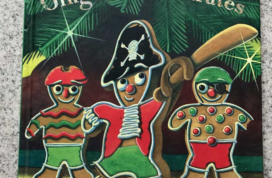 New Fun Christmas Tradition for Families ~ Gingerbread Pirates!