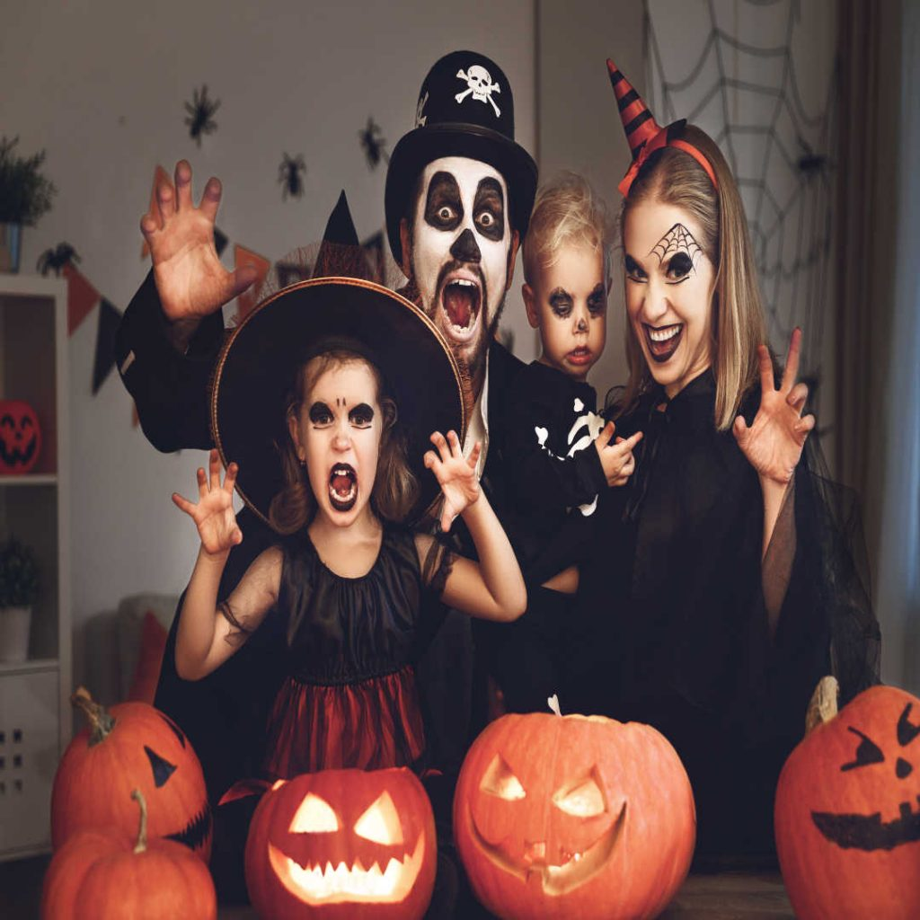 Halloween Fun Party