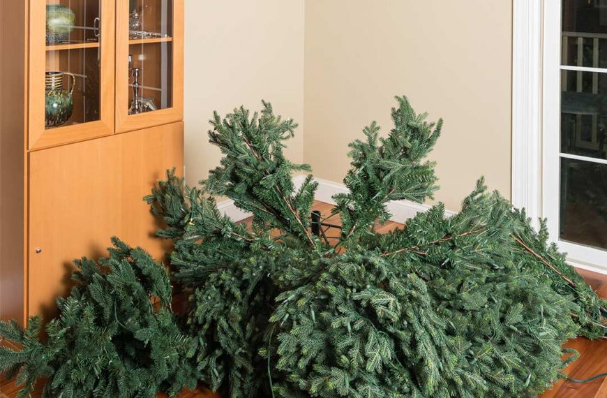 Best Artificial Christmas Tree Storage Ideas